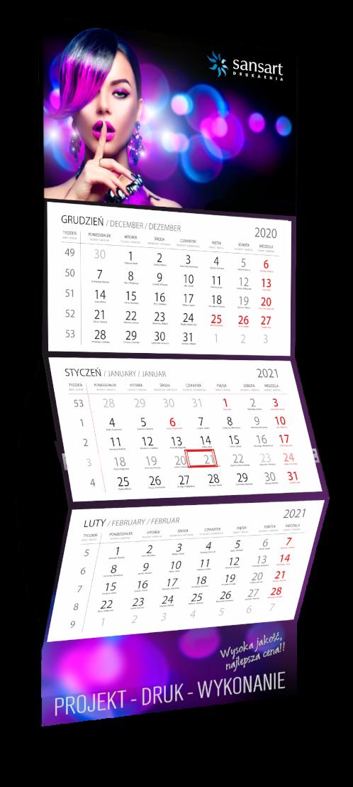 Tak będzie wyglądał Twój kalendarz