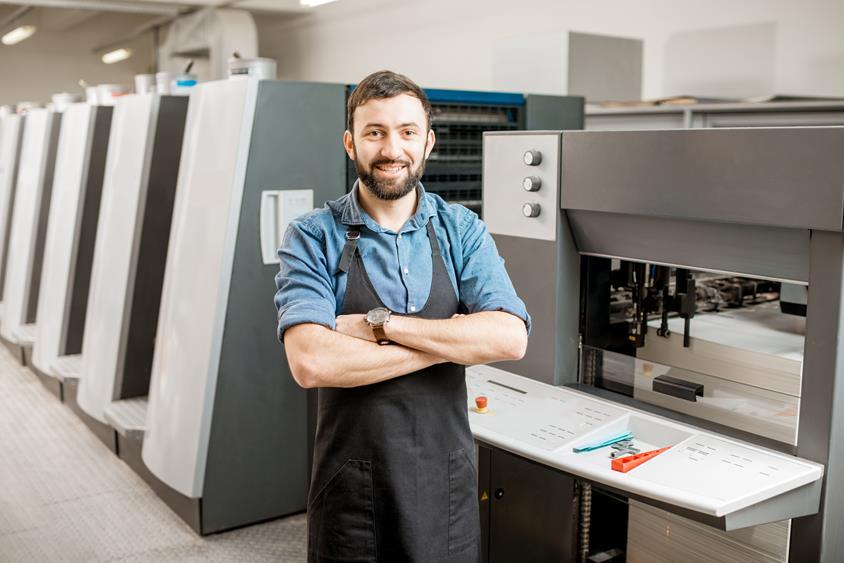 Wysokiej jakości sprzęt, a także profesjonalna kadra specjalistów to coś, co wyróżnia naszą drukarnię z Warszawy.