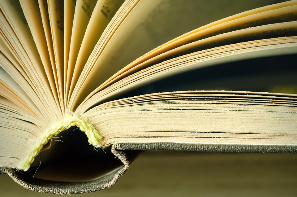 Grzbiet, składka, grzbietówka… Czyli wyjaśniamy podstawowe pojęcia związane z drukiem książek