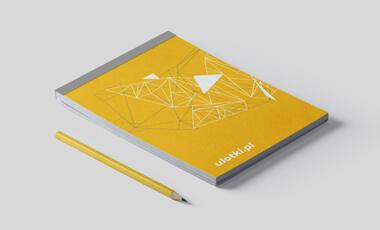 Ikona - Notesy firmowe z okładką