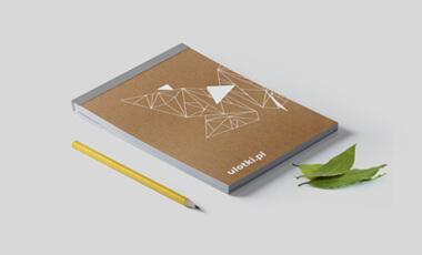 Ikona - Notesy klejone ekologiczne