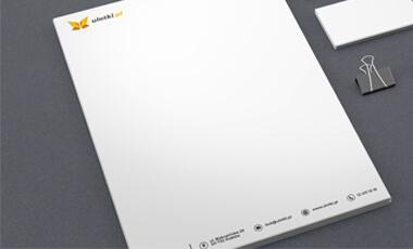 Ikona - Papier firmowy