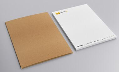 Ikona - Papier firmowy ekologiczny