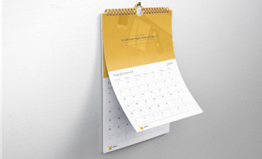 Ikona - Kalendarze ścienne spiralowane