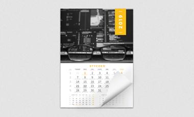 Ikona - Kalendarze jednodzielne