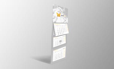 Ikona - Kalendarze trójdzielne