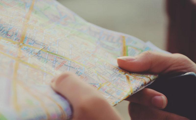 Urlop poligrafa – miejsca, które warto zobaczyć