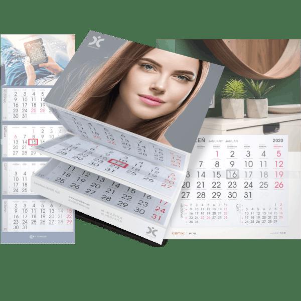 Kalendarze na promocji