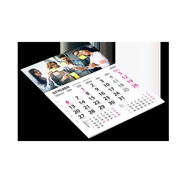 Kalendarze z magnesem