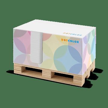 Notes na paletce w kartoniku 80x120x55