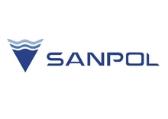Sanpol - logotyp